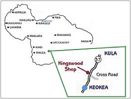 kingswood map