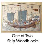 ship woodblocks